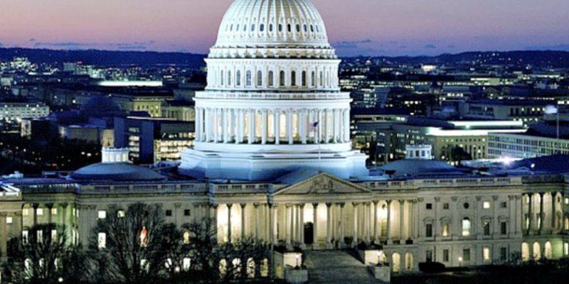 The Capitol Building, Washingon, DC