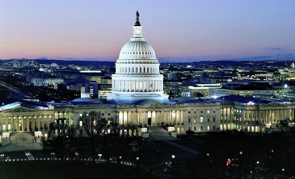 Capitol Hill in Washington, D.C.