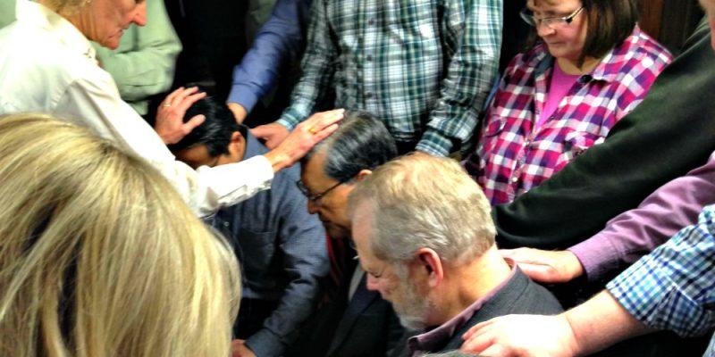 Group Prayer Board Meeting 2017