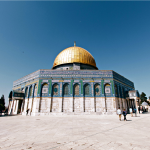 The Al-Aqsah Mosque on the Temple Mount in Jerusalem, Israel