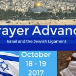 Prayer Advance for Israel and the Jewish Ligament