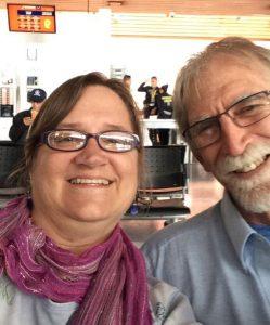 Earl Rutledge, missionary to Nicaragua