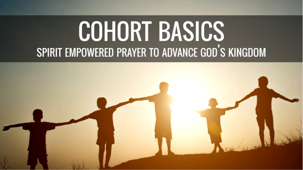 Equipping Event: Cohorts Basic Course