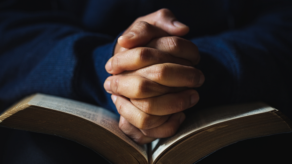 Praying into the dangers of the HR 5 Bill